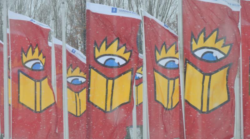 Die Literatur-AG trotzt in Leipzig Schnee und Eis