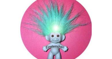 Einsteinchen 10/2018