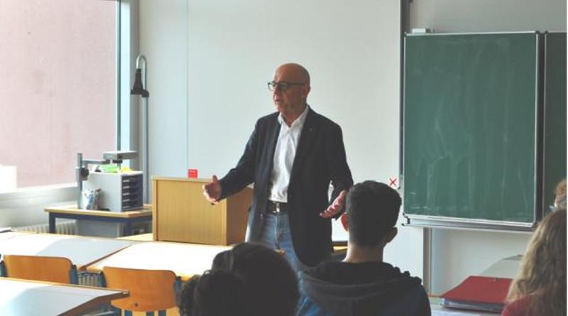 Mit Esprit und Begeisterung – MdL Alfred Sauter zu Gast im Dossi