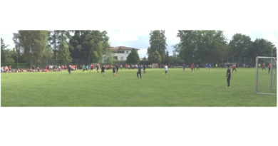 Fußball Schulmannschaft Jungen II