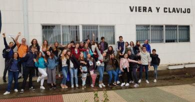 """Unser Schüleraustausch mit """"San Cristóbal de La Laguna"""""""