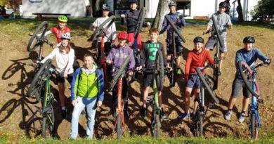 Deutsche Schülermeisterschaft Mountainbike in Rappershausen