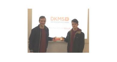 DKMS – Wir besiegen Blutkrebs