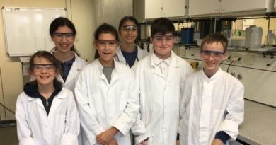 Besuch am EMU-Lab an der Uni Ulm
