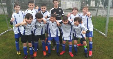 Fußball Schulmannschaft Jungen IV