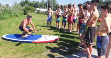 Pascal Röslers Wasserschultag inspirierte Dossenberger Schüler
