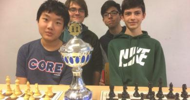Zweimal schwäbischer Meister im Schach