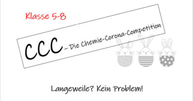 CCC – Die Chemie-Corona-Competition