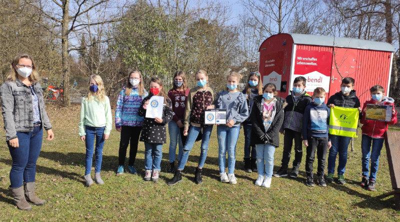 Das Erasmus+ Projekt unterstützt die Umweltklasse am Dossi