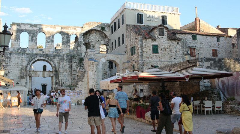 Erasmus-Kurs in Split